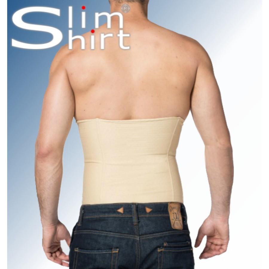 Adjustable slimming shaping waist belly belt for men