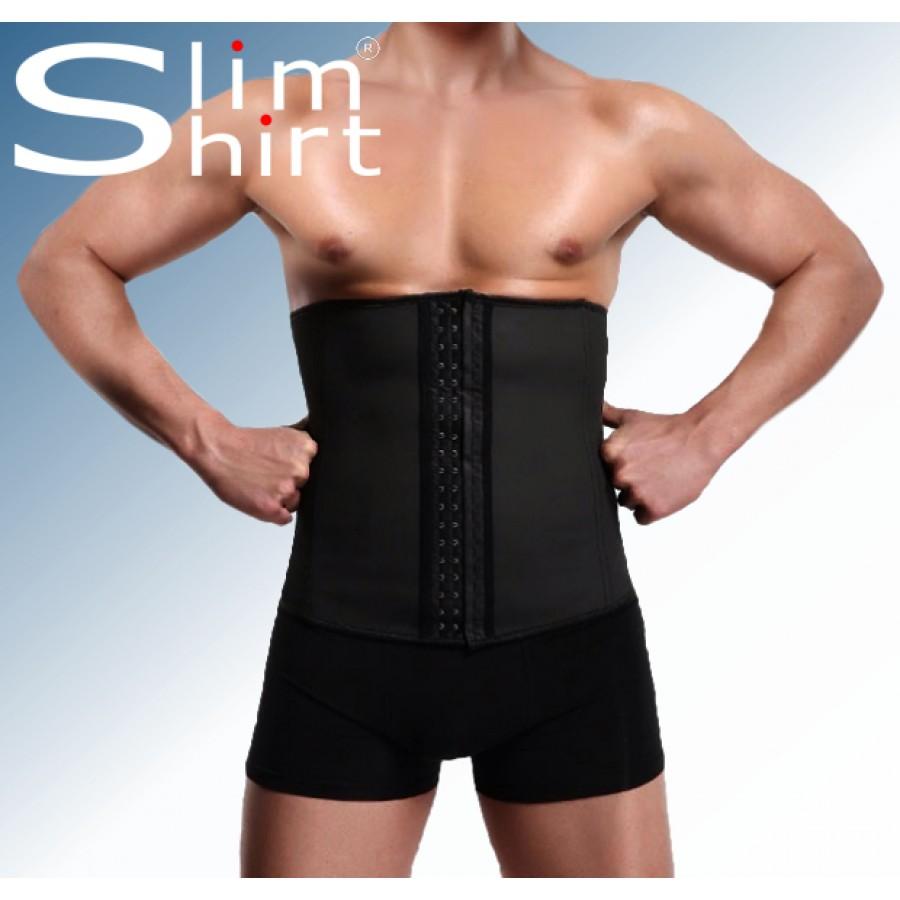037eed23ab Waist Trainer slimming belt corset for men korset mænd ...