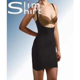 ALL-IN-ONE BODY SMOOTHER | High waist shaping skirt