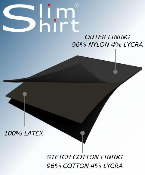 Latex Waist trainer slim-shirt.com