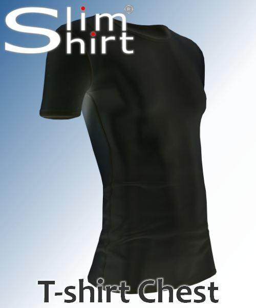 Borst Compressie T-Shirt Gynaecomastie borstvorming man mannen borsten